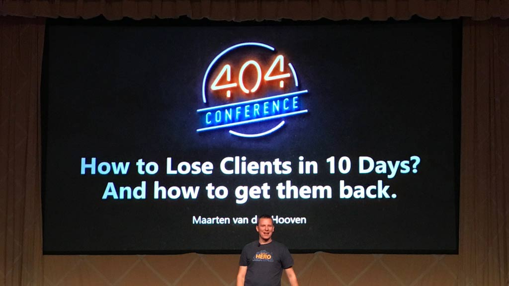 how to lose clients