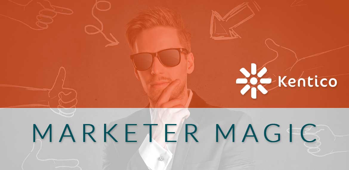 marketer in shades