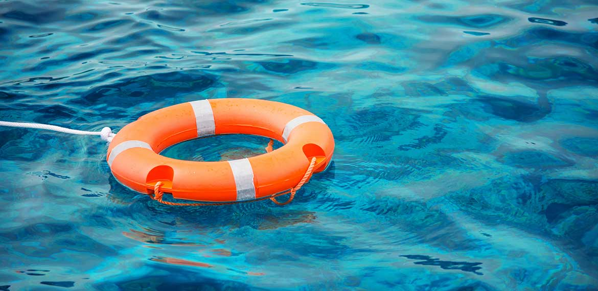 security update life preserver