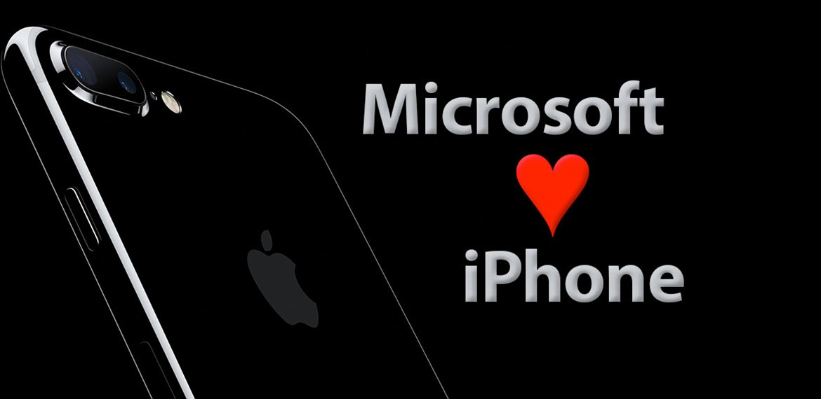 Microsoft Rules Productivity Apps on iPhone