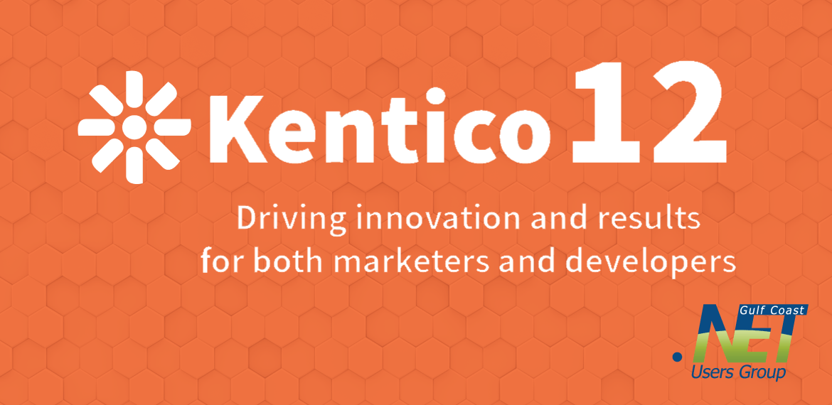 Web Content Management Powered by Modern .NET MVC Technology (Kentico 12)