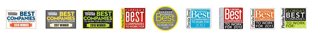 best companies to work for in florida