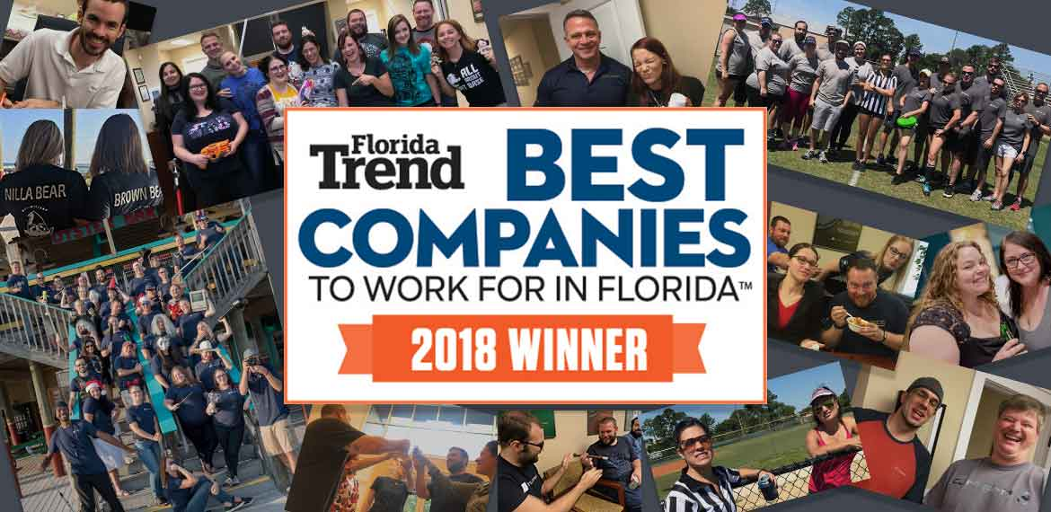 Florida Trend's Best Company 2018