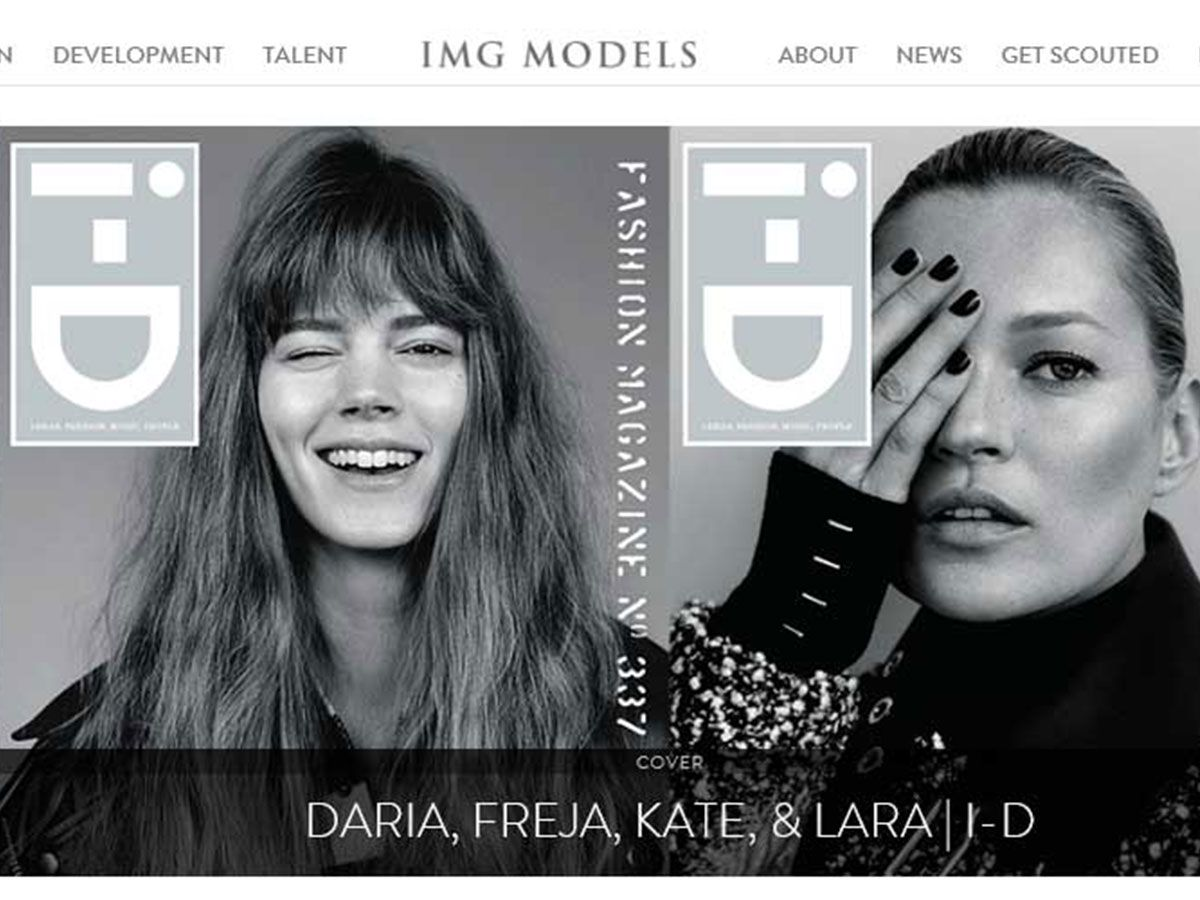 img models home page voew