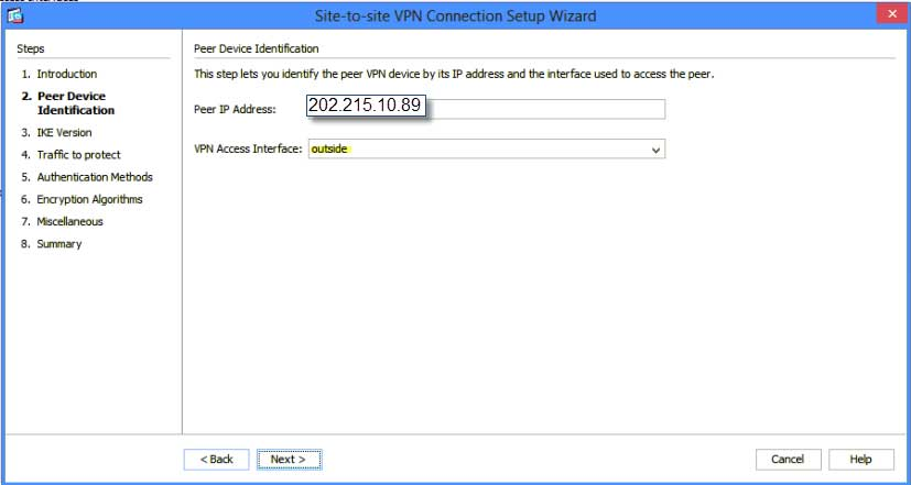 How to Set Up a Site-to-Site VPN with Cisco ASA 5505 | Bit-Wizards
