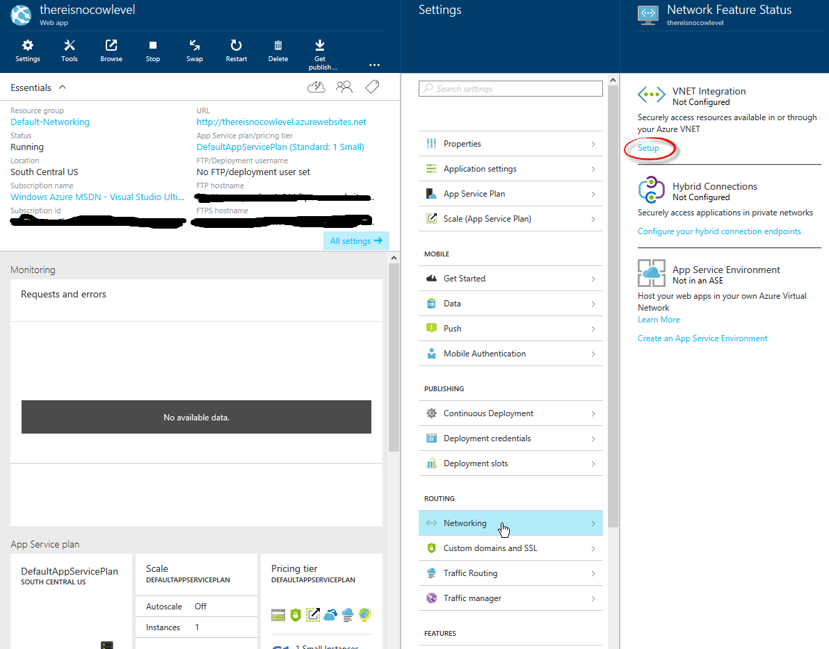 How to Connect an Azure Virtual Network Using Point-To-Site | Bit