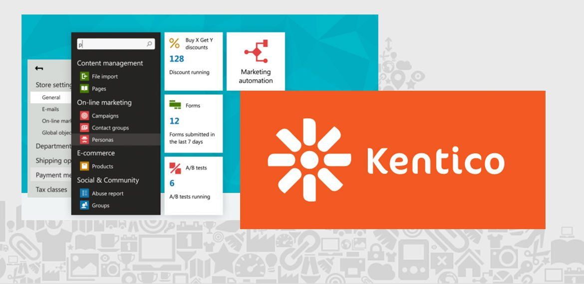 kentico marketing campaigns