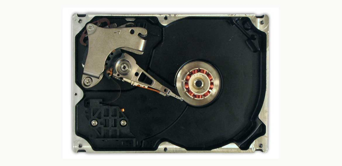 tech talk hard drives