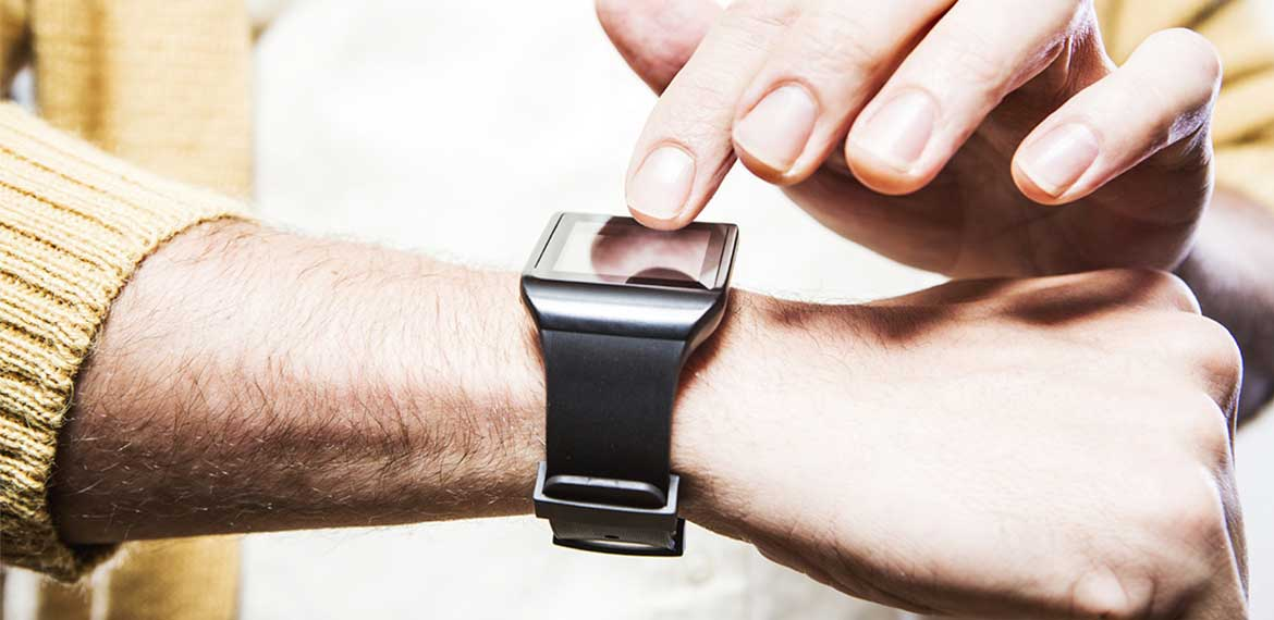 smart watch wearable tech