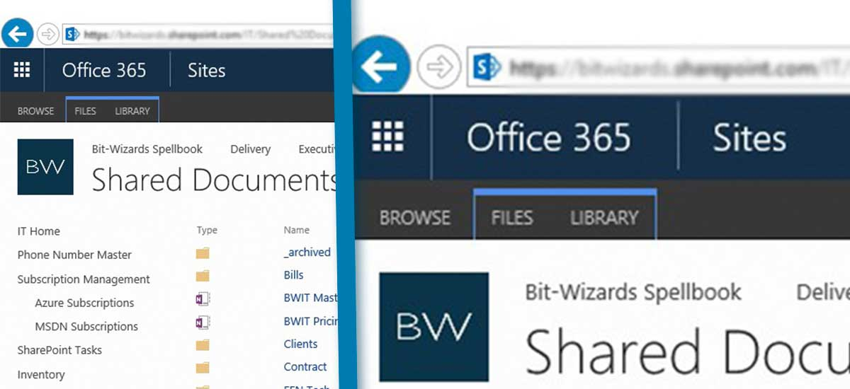 Mapping SharePoint Document Libraries as Network Drives | Bit-Wizards
