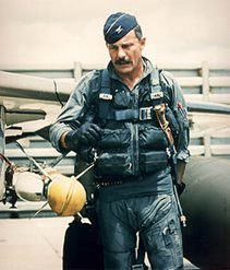 Brigadier General Robin Olds