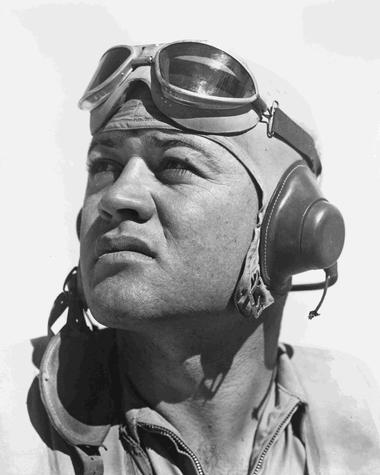"Major Gregory ""Pappy"" Boyington"
