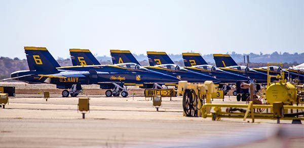 corporate culture lie blue angels sqaud