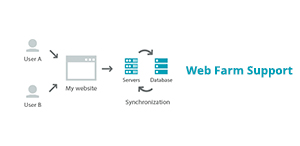 web farm support