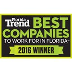 2016 Florida Trend Best Company to Work For