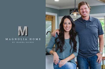 joanna gaines magnoila homes brand