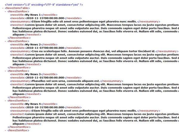 How To Export an Excel 2010 Worksheet to XML   Bit-Wizards