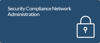 security compliance network administration
