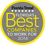 2014 Florida Trend's Best Companies to Work For